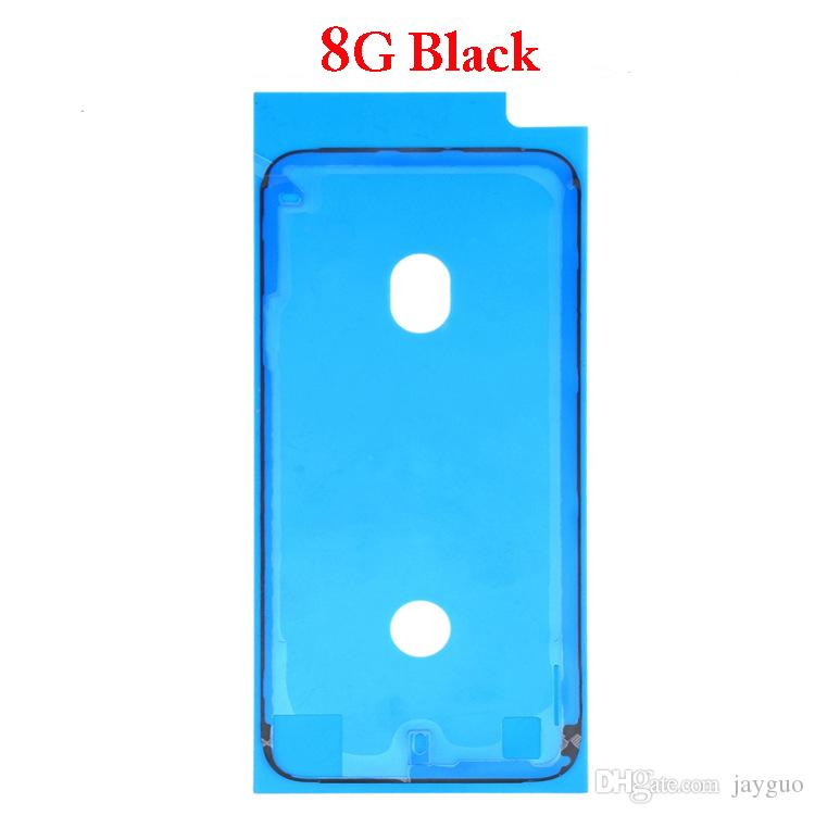 3M Pre-Cut Waterproof Adhesive Tape Glue For iPhone 8 8 Plus iPhone X Front Housing LCD Touch Screen Frame Sticker