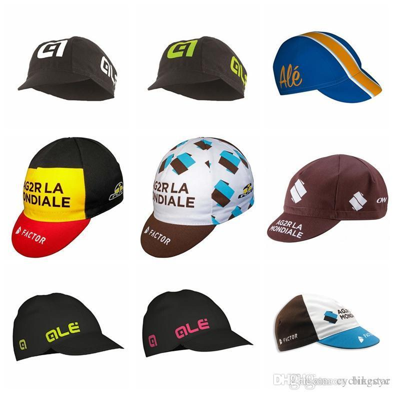 4c14dd7859e AG2R Team Cycling Caps Outdoor High Quality Cycle Riding Cap For Men ...