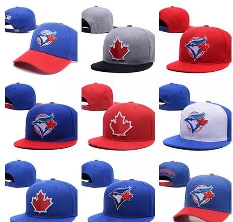 2018 Newest Blue Jays Snapback Caps Casquette Adjustable Hats Football Men  Women Fitted Basketball Baseball Hat Street Dancing Bone Cap Online Starter  Cap ... 8507dd198
