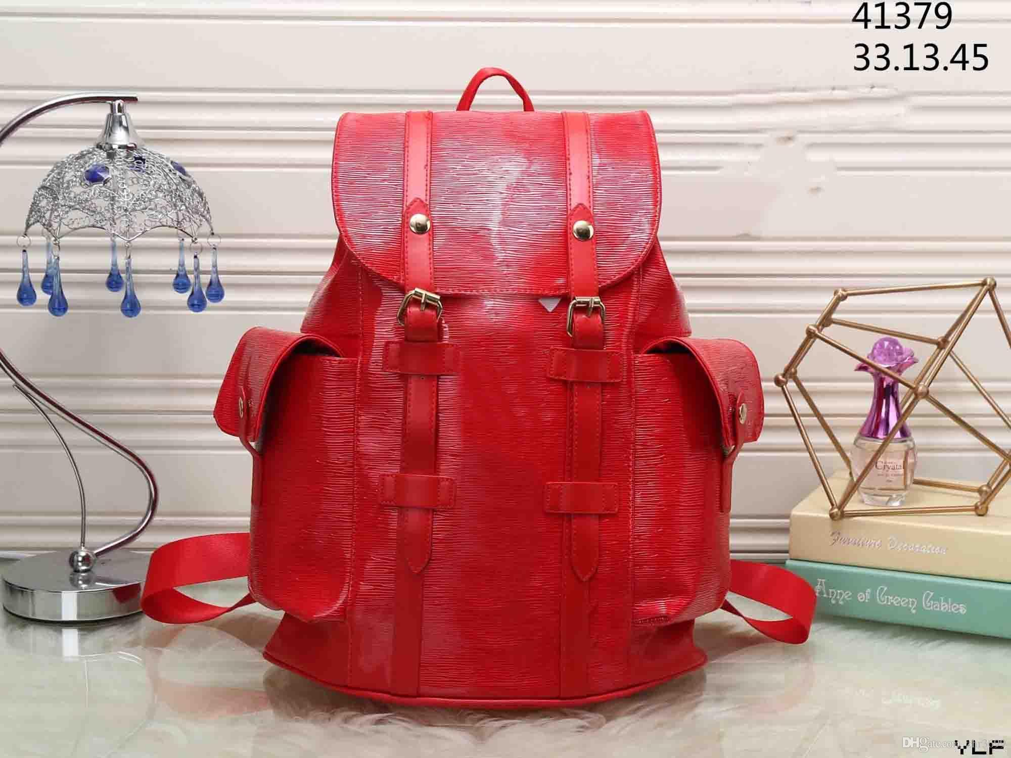 3e944a3acfcd6 Hot Sell Classic Fashion Bags Brand Designer Women Men Backpack ...