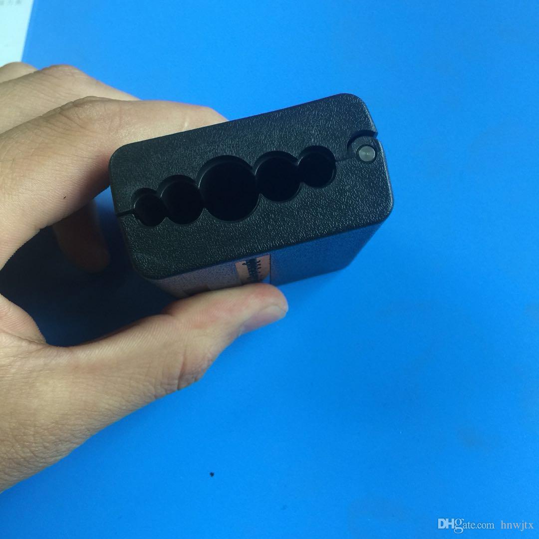4,5mm-11mm Flachbandkabel Stripper Longitudinal Center Rohr Abisolierwerkzeug Rohr Slitter Kabelschneider