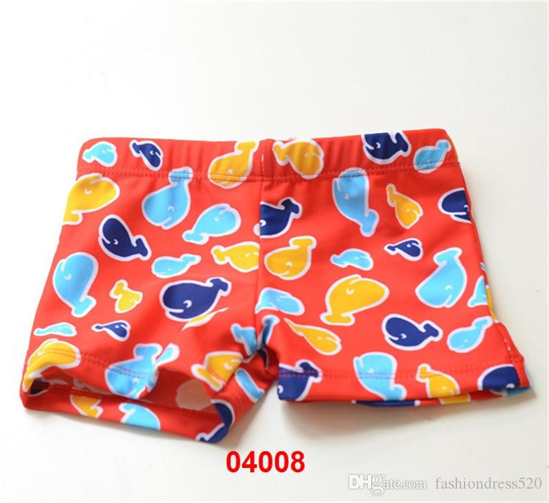 Diving Swim wear Cartoon printed toddler Baby Kid Child Boys swimming trunks swimsuit beach swimwear shorts summer kids