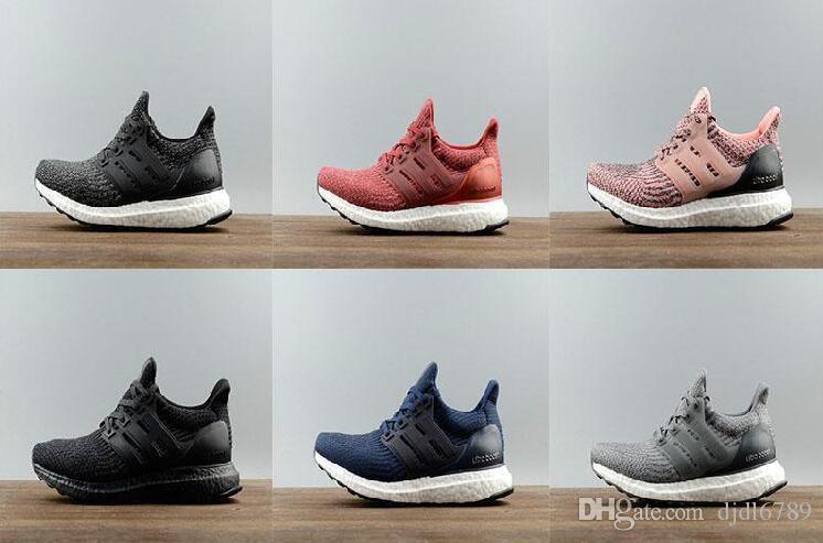0695d4553 2017 New Ultraboost 3.0 Running Shoes Men Women High Quality Ultra ...