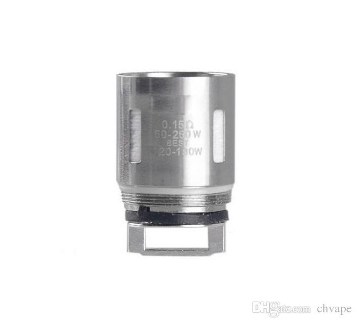SMOKING TFV8 Coil Head V8-T8 V8-T6 V8-Q4 V8-X4 V8 RBA Replacement Coils For TFV8 Cloud Beast Tank e cigarette DHL