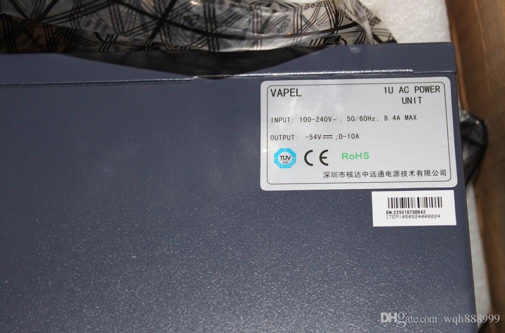 100% funktionierende Stromversorgung für ZTE 48V DC VAPEL 1U Leistung C320 C300 C220 5680T 5683T