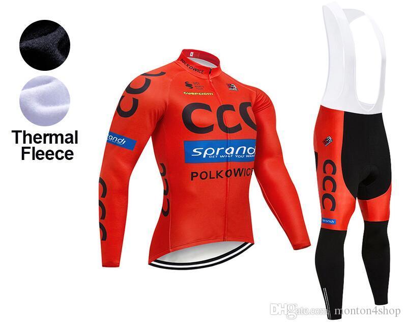 Pantaloni Ccc Ciclismo In 2018 Invernale Castelli Abbigliamento D2IEWH9