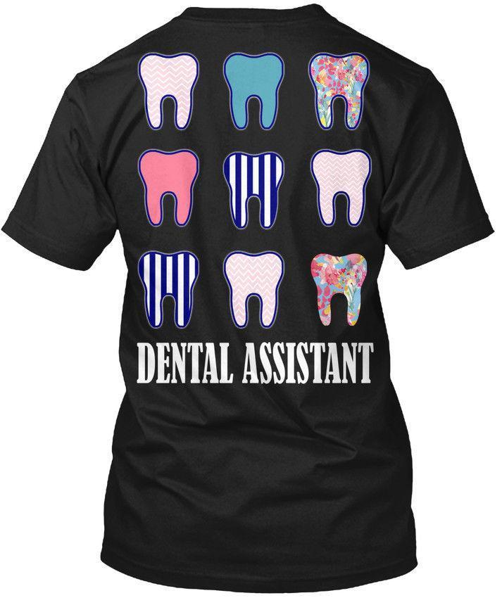 948d5034 Dental Assistant Cute / Eastmay Clothing Hanes Tagless Tee T Shirt T Shirts  Shopping Really Funny T Shirts From Lijian01, $12.08| DHgate.Com