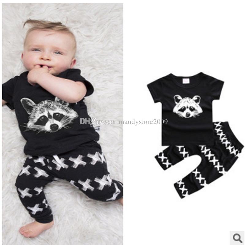 808e94d76 INS New Baby Suits 36 Styles Baby Boys Girls Floral Print Suits ...