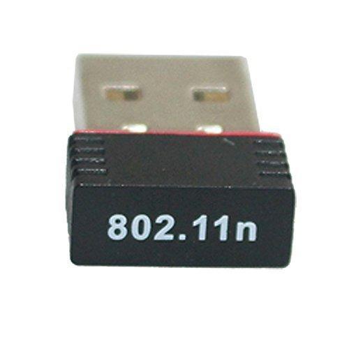 Ralink RT5370 150Mbps USB 2.0 WiFi Adapter Wireless Network Card 802.11 b/g/n 2.4GHz LAN Adapter
