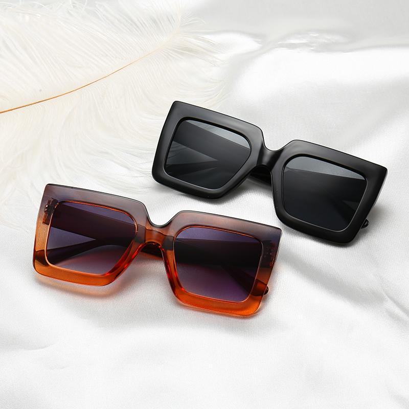 928e9c84ec1 Superhot Eyewear 2018 Fashion Brand Designer Women Sunglasses Square Frame Sun  Glasses Shades 21137 Sunglasses At Night Lyrics Glasses For Men From Tonic