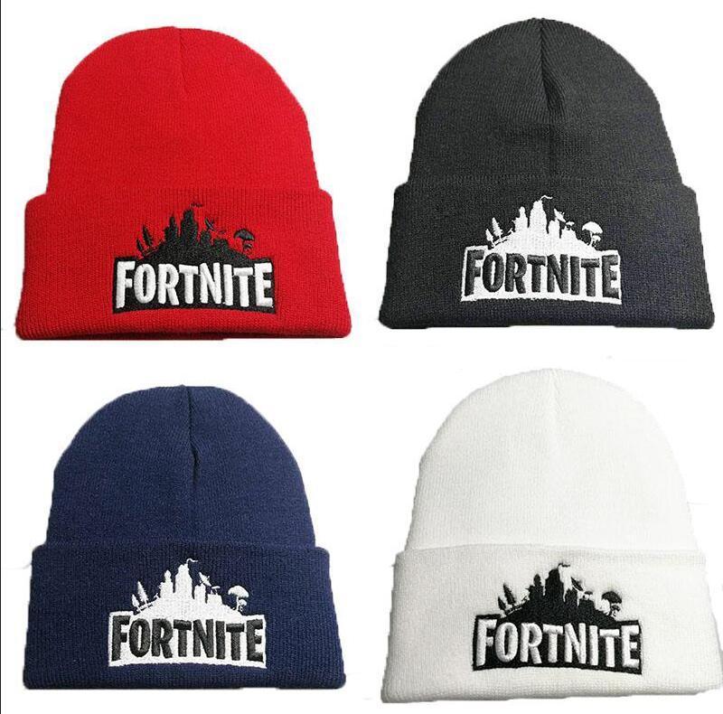 2019 Men Fashion Hats Hip Hop Knit Women Men Student Hat Game Around