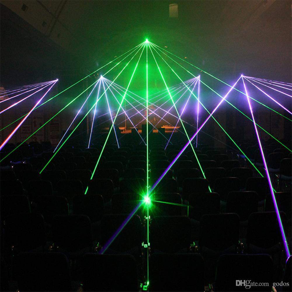 Mini Proiettore Effetto Luci Laser Per Disco Discoteca Dj.Acquista 20w Rgb Animazione Dj Effetti Luce Proiettore Laser