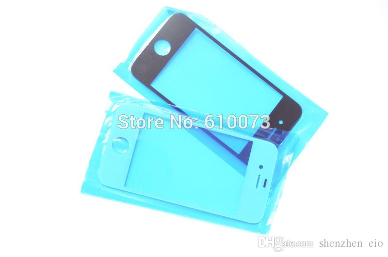 Front Outer Glass Lens Kits for iPhone 6 plus 4S Front Cover Replacements for iPhone 6 5 5s 5c 4 Repair Parts+Tools