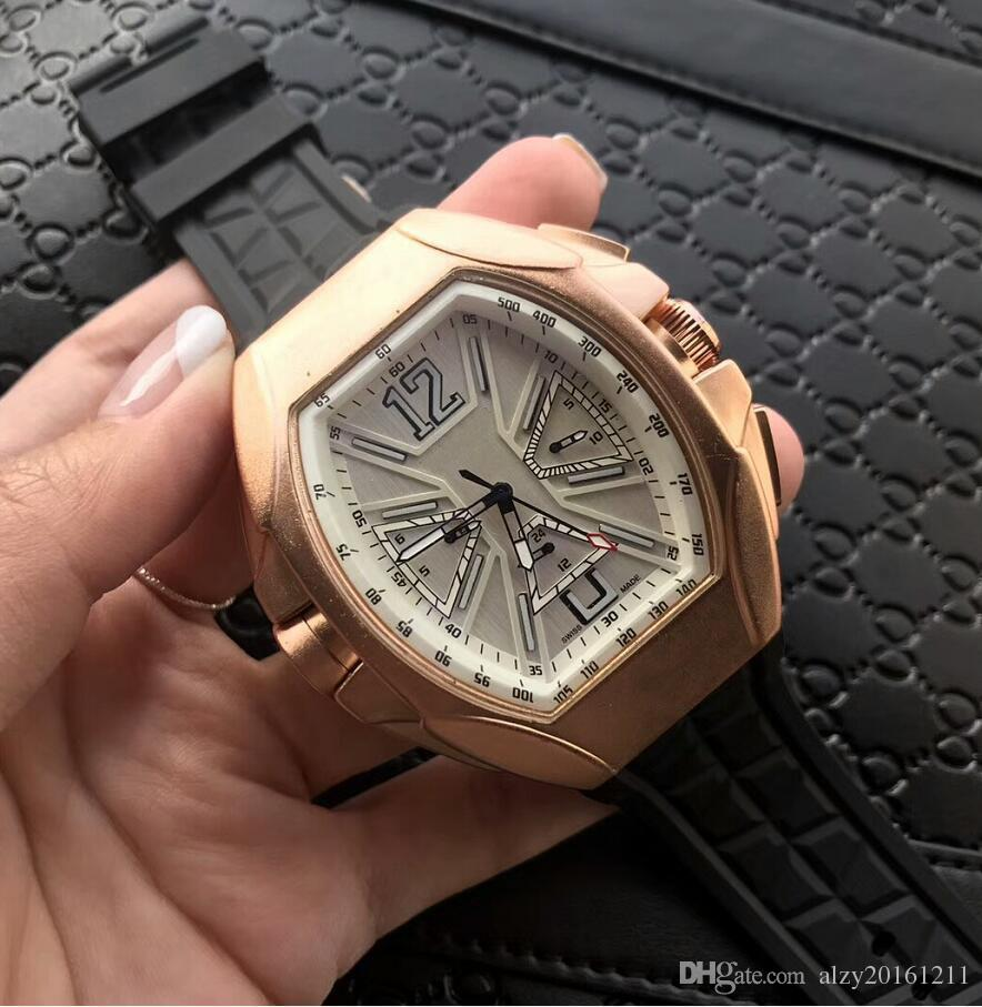 Качество мужские часы Часы день топ бренд турбийон механические автоматические наручные часы для мужчин rejoles подарок C1
