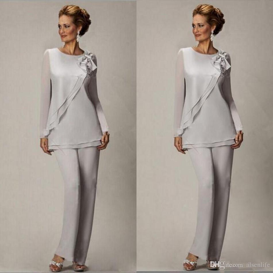 Pantaloni Acquista Vestito Più Elegante D'argento Dai Formato Di qqpU6tw