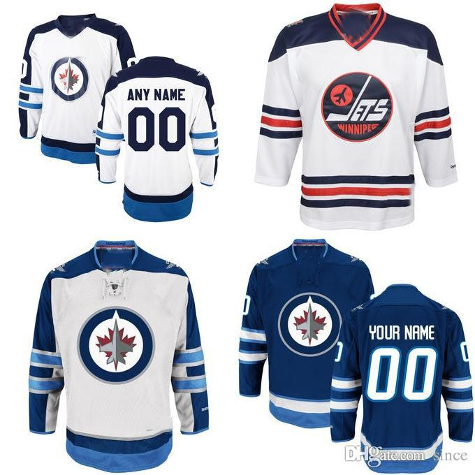 quality design f7a9c eb665 2016 New, MENS ,Womens ,Kids WINNIPEG JETS GEAR , Personalized/Customized  Home away stitched Hockey Jerseys