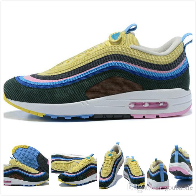 buy online 97 1 Sean Wotherspoon VF SW Hybrid Best quality Running Shoes Men Women Casual Shoes buy cheap footaction clearance newest cheap exclusive qwwO5Fq