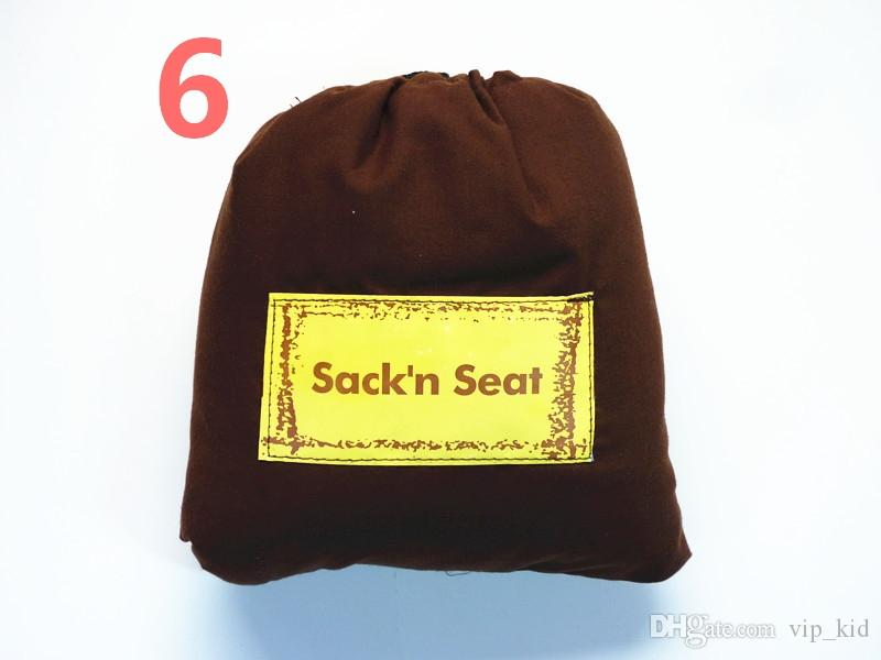 Baby Sack Seats Sack'n Seat Baby Infant Safety Seat With Dining Chair Cover Baby Products Gifts V 002