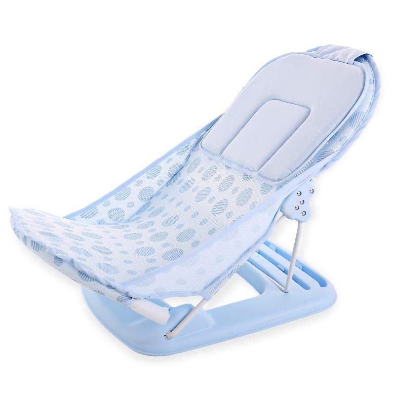 Foldable Baby Bath Tub/bed/pad Portable Baby Bath Chair/shelf Shower ...