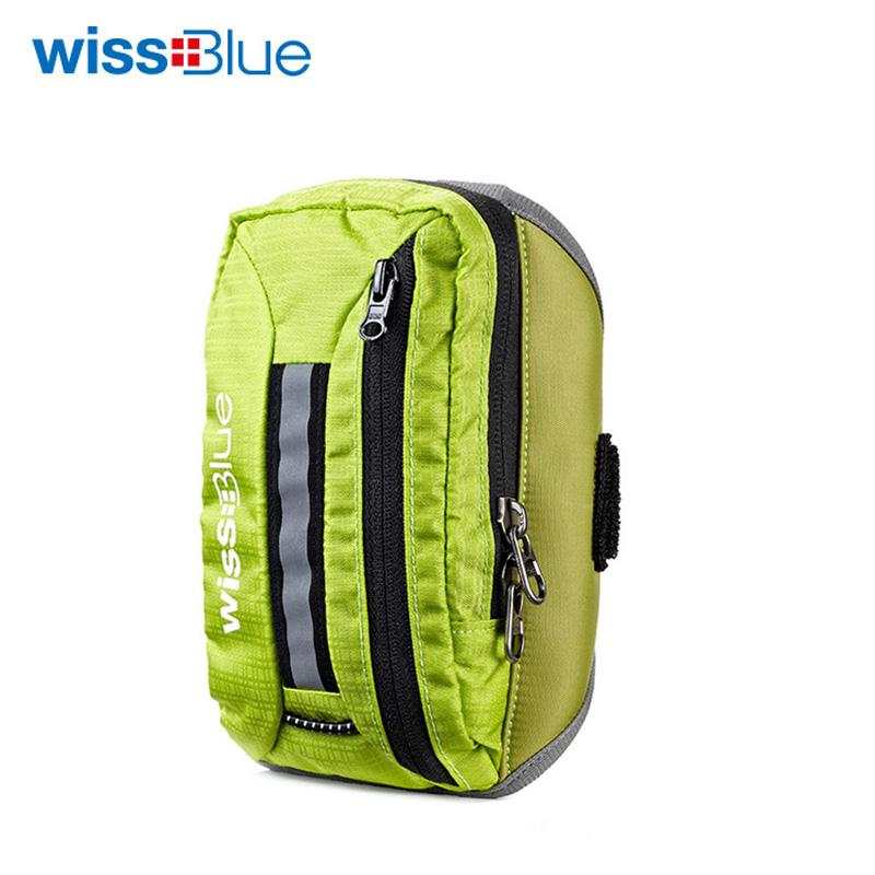 c082d08431 2019 WissBlue Sports Arm Bag For Running Jogging Gym Wrist Bags Outdoor  Waterproof Handbag For Fitness Hiking Cycling Phone Bags From Simmer