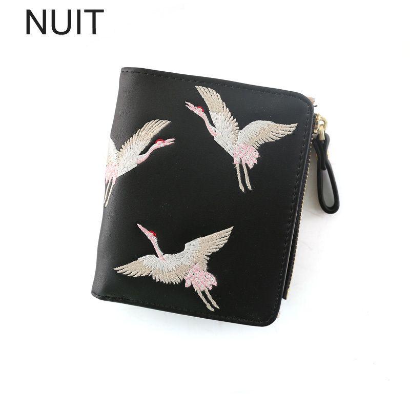 44d6c5853708 Women Slim Wallet Small Zipper Girl Wallet Brand PU Leather Women ...