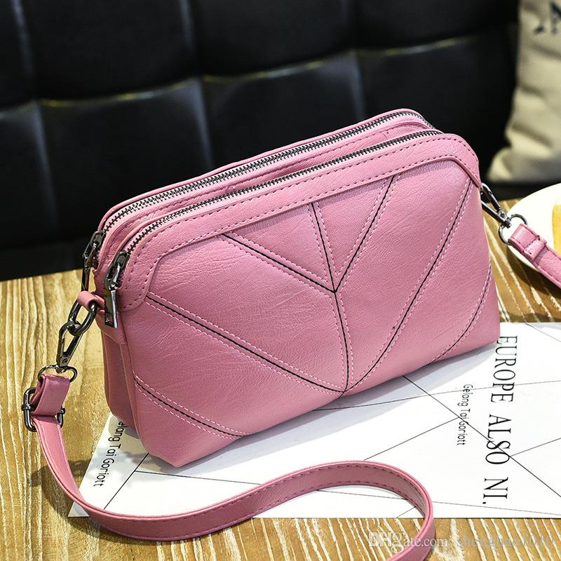 bb550ec447 2018 Spring And Summer New Shoulder Bag Female Korean Version of the ...