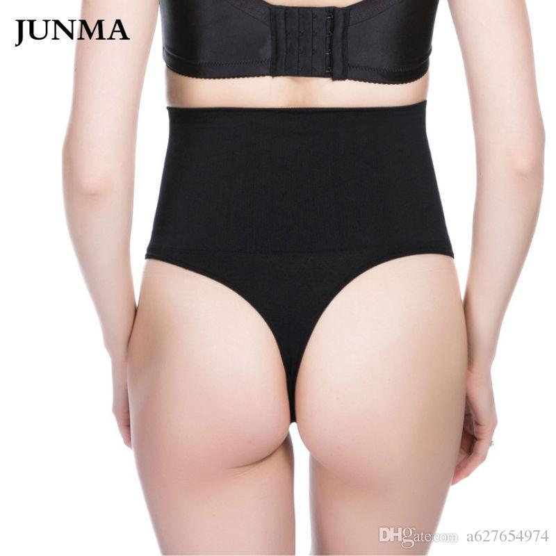 9977a89d01 Women High Waist Trainer Tummy Slimming Control Waist Cincher Body ...