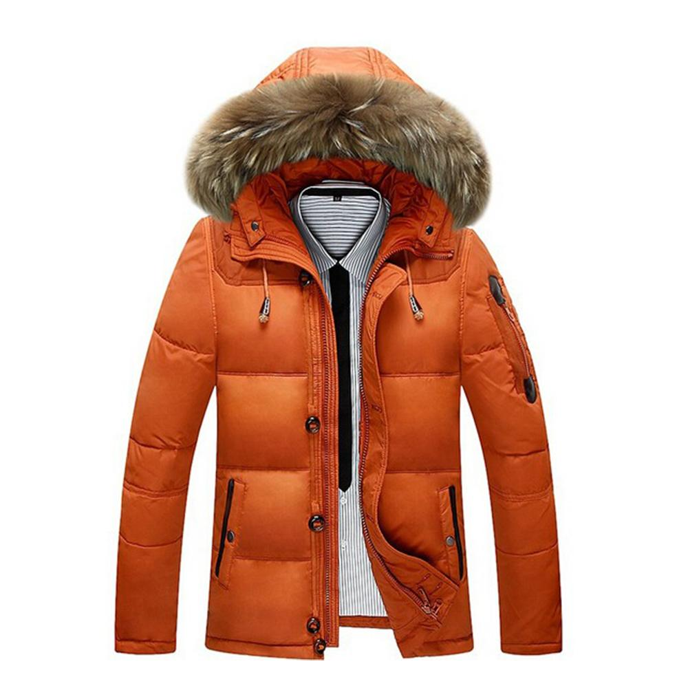 a8395709508c7 2019 L2 New Fashion 2018 Men S Winter Jacket 30 Degree Snow Outwear Men  Warmth Thermal Hooded Snow Coats Male Solid Down Coats M 3XL From  Shoppingparty