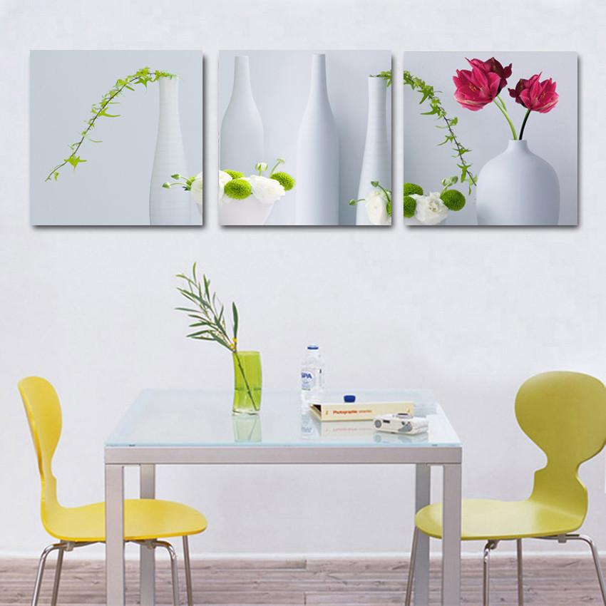 Good 2018 Fruit Kitchen Pictures Home Decoration Living Room Wall Picture Canvas  Painting Print Cuadros Vase Carambola Cherry Lemon From Onlybrand, ...