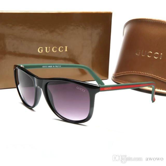 0d2d30ef3c713 Compre Top De Luxo Da Marca De Moda 1055 Óculos De Sol Para O Homem Mulher Óculos  De Sol Erika Eyewear Designer Marca Frete Grátis De Awowo, ...