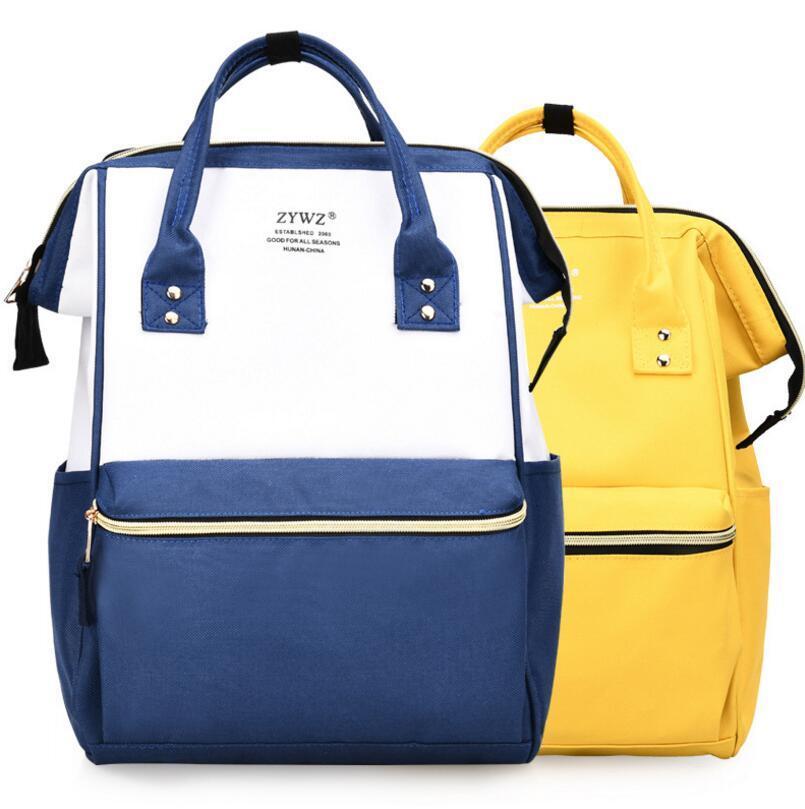 5697c8f829c Fashion Girl Travel Satchel Rucksack Laptop Students Shoulder SchoolBag  Handbag Mommy Backpacks Outdoor Bags DDA756 Tool Backpack Best Laptop  Backpack From ...