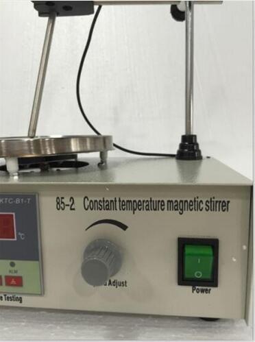 Новая магнитная мешалка с нагревательной плитой 85-2 смеситель для плиты 110V / 220V