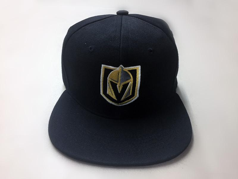 Las Vegas Golden Knights Snap Back Cap Hat Embroidered Adjustable Flat Bill  Baseball Cap Men Women The Game Hats Baby Caps From Gunot 83de57ffcb
