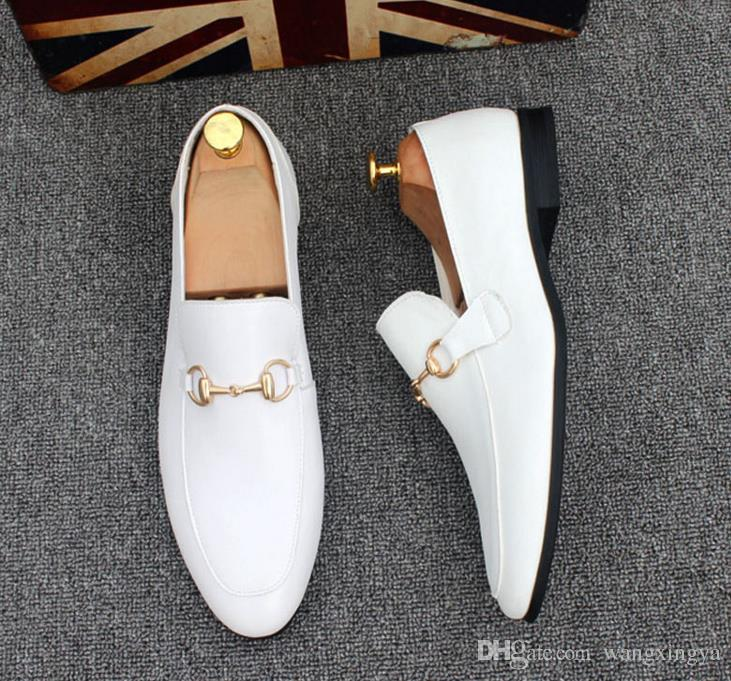 Men's Shoes Luxury Brand Genuine Leather Casual Driving Oxfords Flats Shoes Mens Loafers Moccasins Italian Shoes for Men nx17