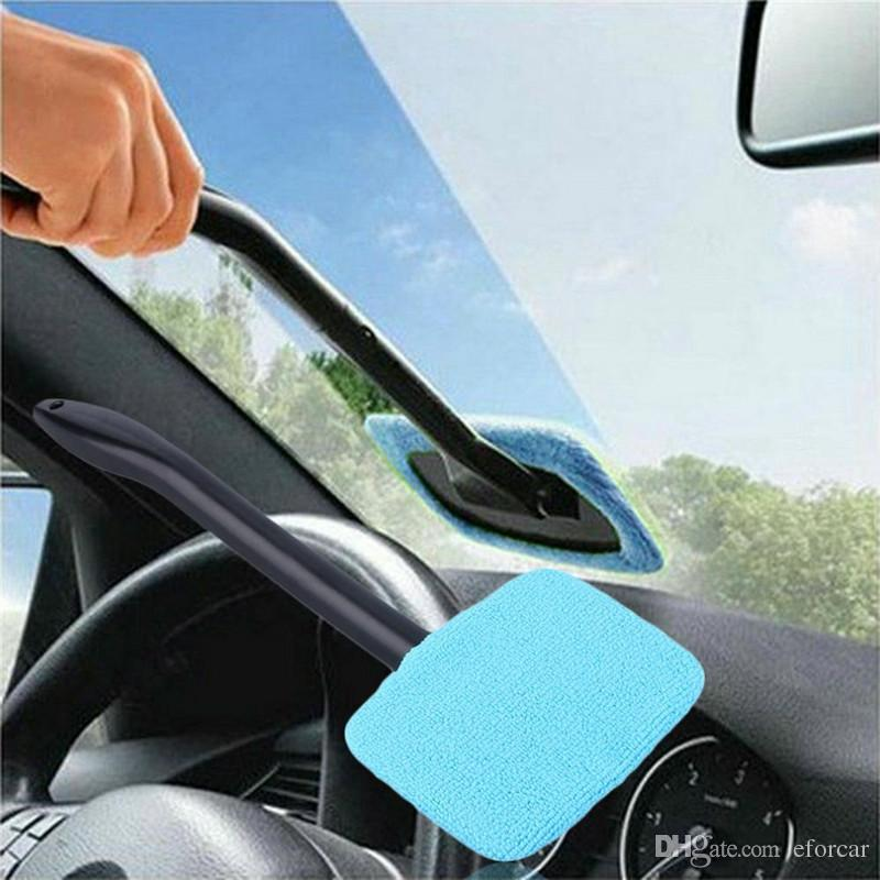 Limpiador de limpiaparabrisas de limpieza de parabrisas Cepillo de limpieza Pincel de vehículo Pincel de vidrio Limpiador de espolvoreado Auto Home Window Limpiador de vidrio