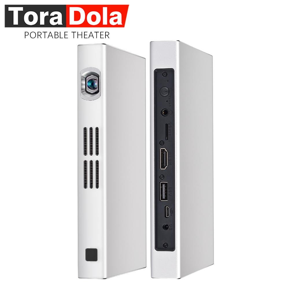 Tora Dola Ph40s, Portable Dlp Projector, 1280x800 Led Beamer With ...