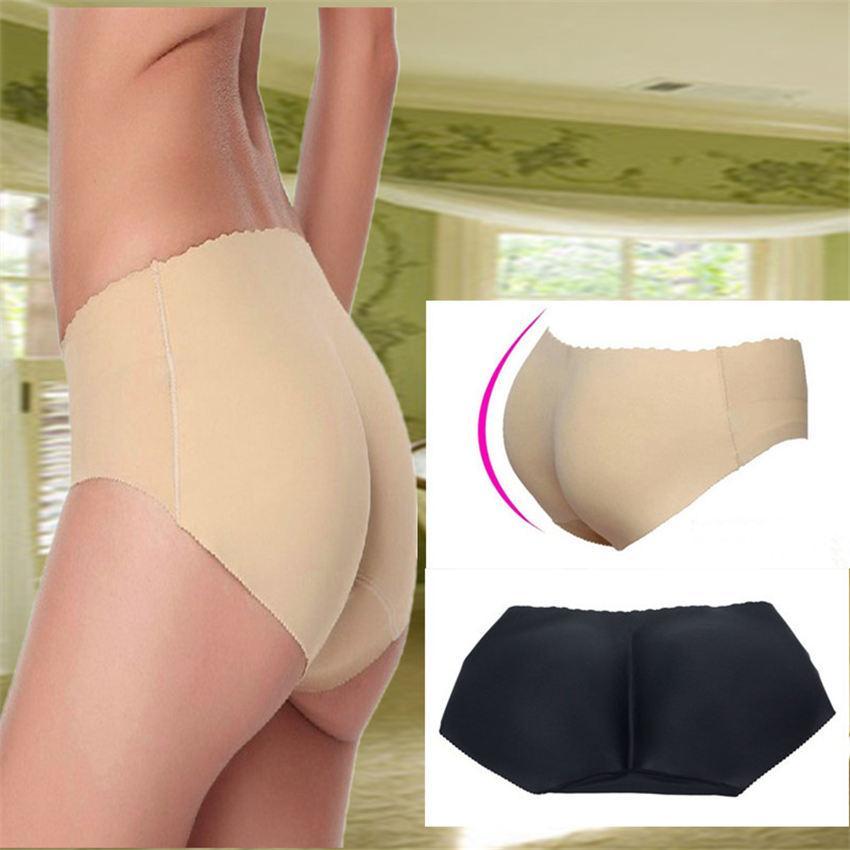 3e32a58e5c 2019 Hot Sale Women Sexy Padded Lingerie Seamless Briefs Butt Hip Enhancer  Shaper Underwear Panties Knickers Underpants DZ Amp 30 From  Hongxuanstore01