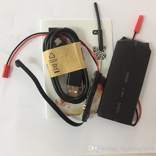 DIY Modülü pinhole kamera 1080 P P2P WIFI mini IP kamera Ev ofis güvenlik Gözetleme Dadı Kam Full HD mini DV Z88