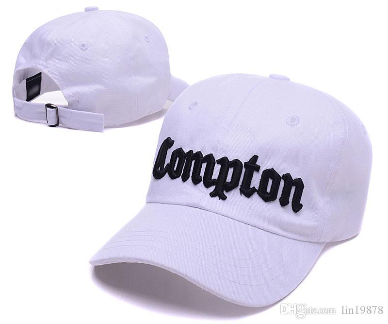 Compton NWA 6 Panel Snapback Baseball Caps Strapback Gorras Brand ... ec5d62b49821