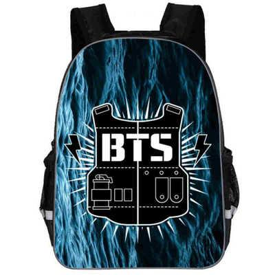 0645dc3f877b Kpop BTS Bangtan Boys Backpacks 3D Printed School Bags For Women Teenagers  11 18 Inch Shoulder Bag Rucksack Laptop Backpacks Backpacks For College  Backpacks ...