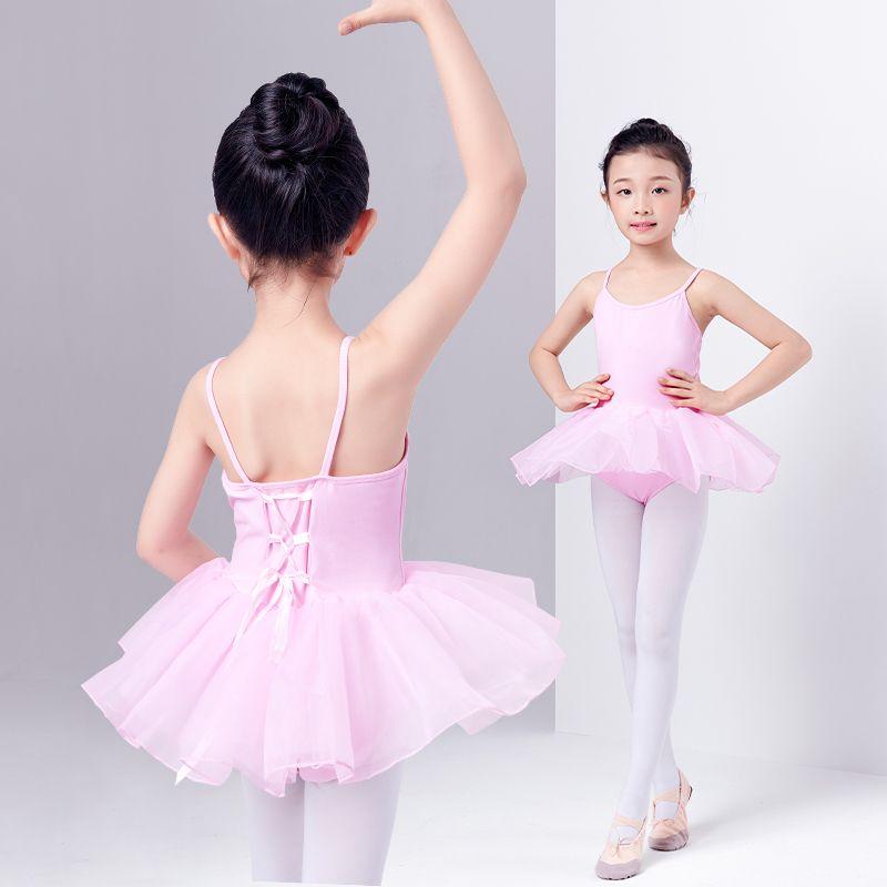 fe850cc3b8a7 New Summer Sleeveless Ballet Tutu Dress Baby Girl Slip Dress ...