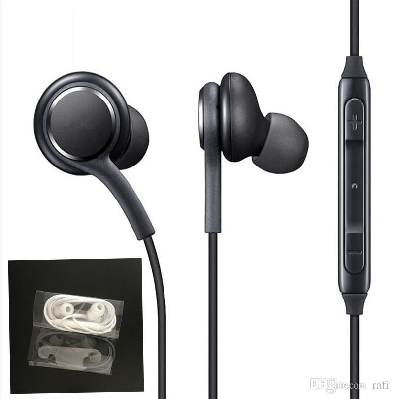 Cell Phone & Smartphone Parts D7 In-ear Headset Kopfhörer Mikrofon Bass Sound Silber Für Apple Iphone 8 Neu Numerous In Variety Cell Phones & Accessories