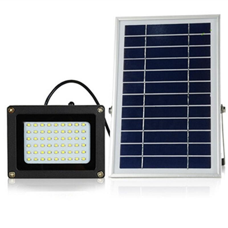 Solar power 54led outdoor lighting solar floodlight working from solar power 54led outdoor lighting solar floodlight working from dusk to dawn with wall mounted brackets adjustable light fixture spotlight led outdoor mozeypictures Gallery