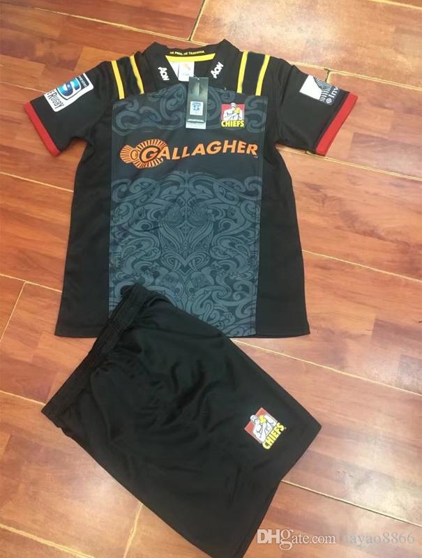 2018 New Zealand Club rugby jerseys KIDS nrl jersey Crusaders Highlanders Chiefs blues Hurricanes 18 19 NRL National Rugby League child kit