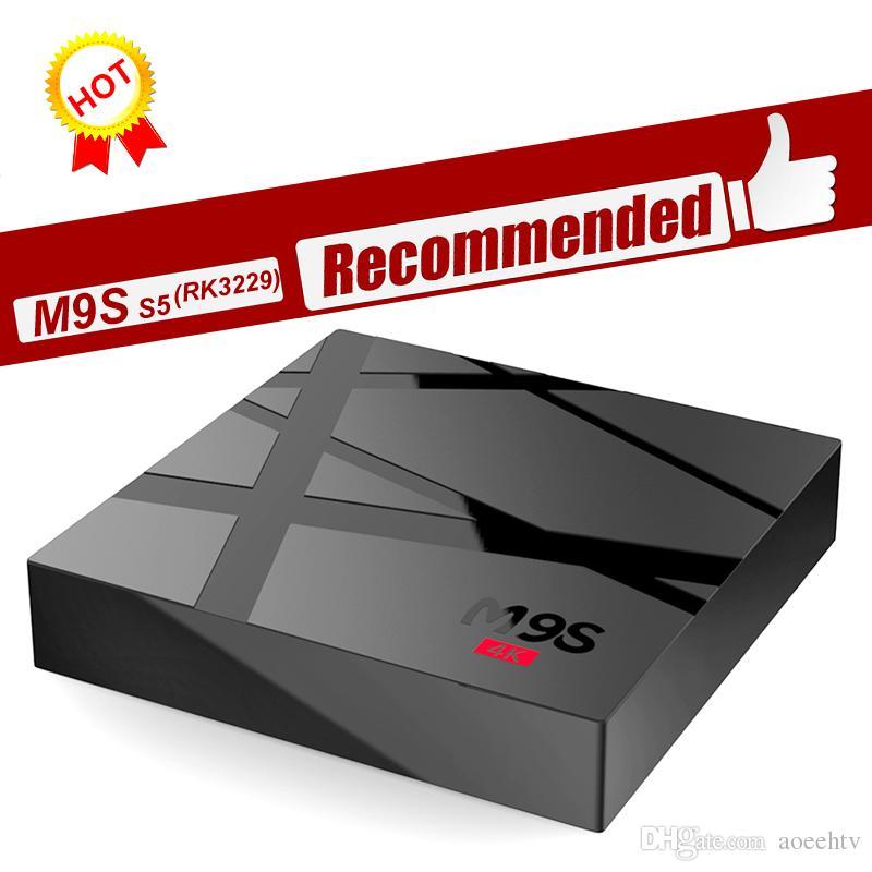 Best MXQ PRO MXQ-4K Android 7 1 TV Boxes Rockchip RK3229 1G 8G Smart TV Box  WIFI suport 3D OTT TV Box set top box M9S V3 V5 K3 X9 OEM