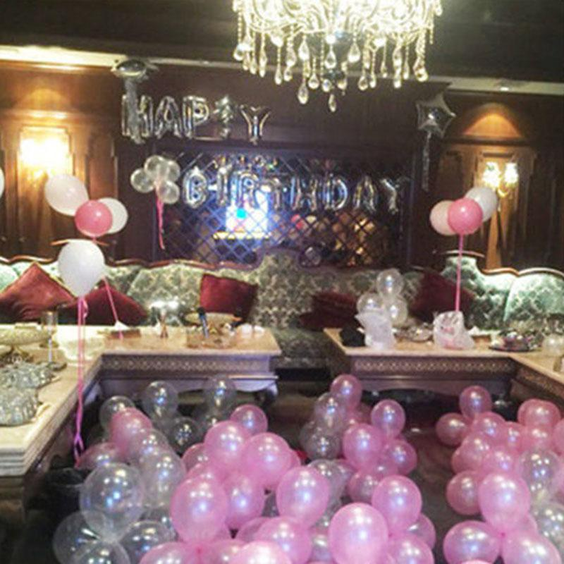 Creative Happy Birthday Party Supplies Aluminum Foil Decorative Balloons Kit New Helium Online And From Chengdaphone07