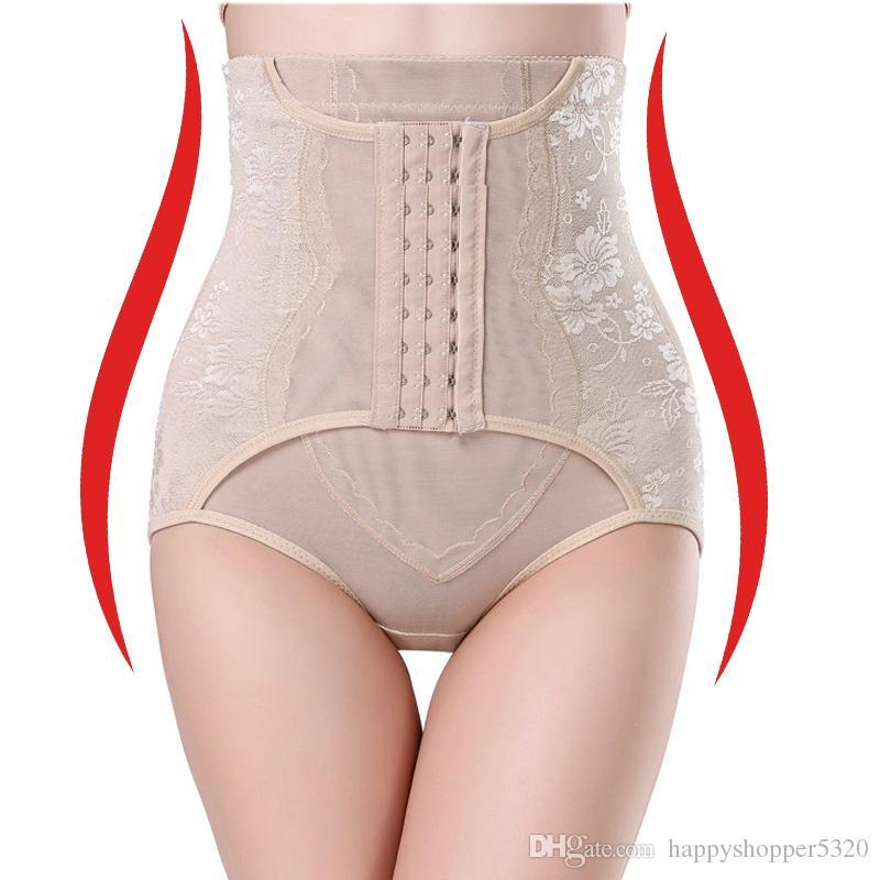 Femmes Butt Sous Shapewear Shaper Lingerie Patns Vêtements Floral Contrôle Culottes Brief Haute Ferme Body Womens Lifter Minceur Taille m80wvnN