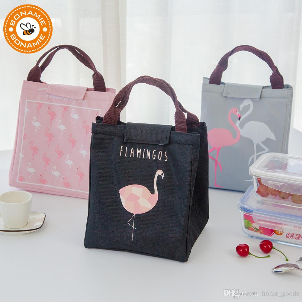 Gepäck & Taschen Hohe Qualität Tragbare Thermische Isoliert Picknick Lunchbox Mittagessen Tasche Tasche Wasserdichte Kühler Einfach Zu Verwenden