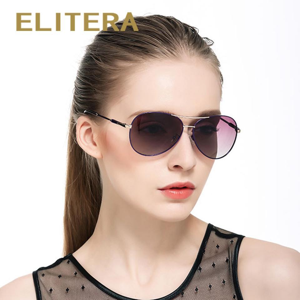5f29f4968491f ELITERA Classic Polarized Sunglasses Fashion Style Sun Glasses For Men Women  Vintage Brand Design Oculos De Sol Masculino UV400 D18102305 Polarized ...