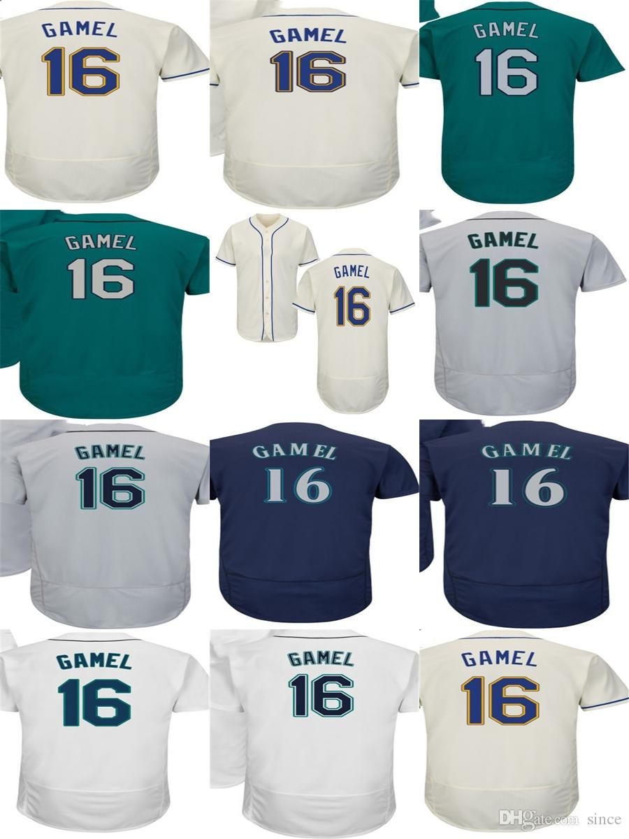 bd6a0c1bb7d ... closeout 2018 factory outlet adults ladys youth toddlers seattle 16 ben  gamel home road alternate stitched